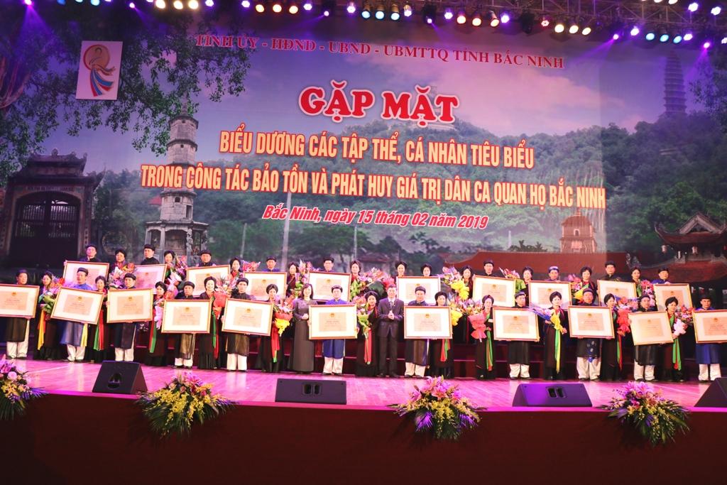 Bảo tồn, phát huy giá trị Dân ca Quan họ Bắc Ninh